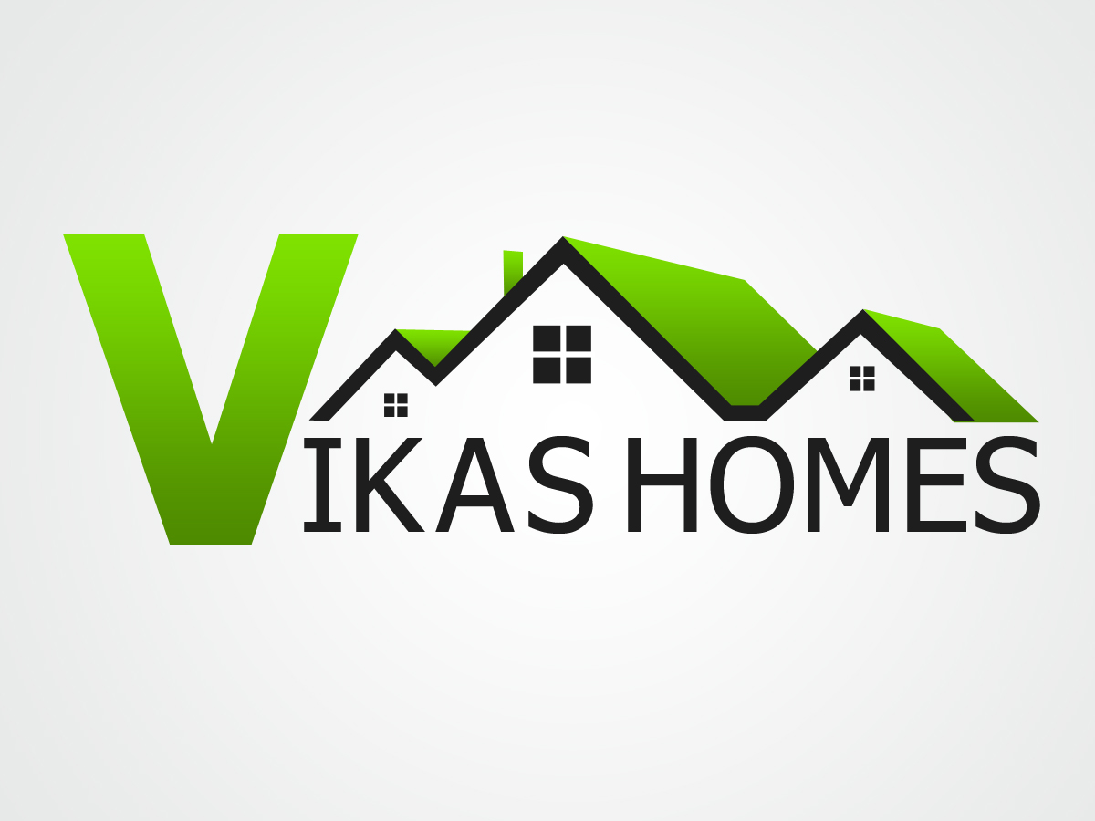 Vikas Homes Logo
